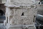 The Northeast Side of the Pedestal of Trajan's Column