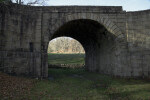 The Offset Arch of the Skew Arch Bridge