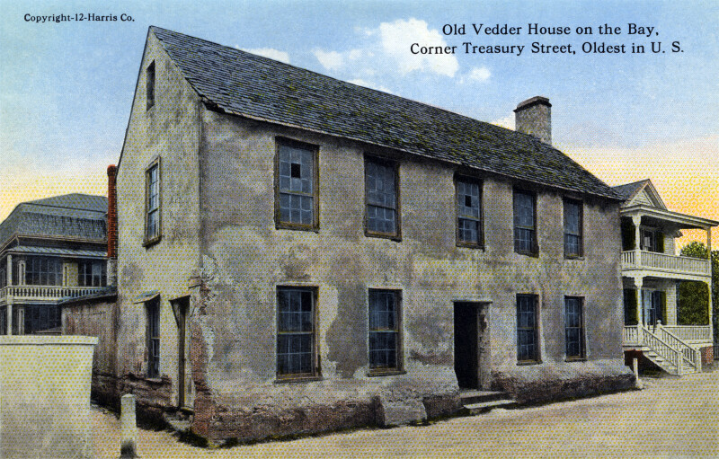 The Old Vedder House