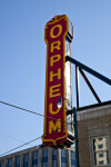 The Orpheum Theater Sign