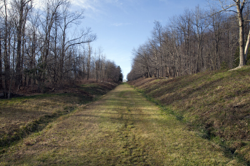The Path of an Incline Plane