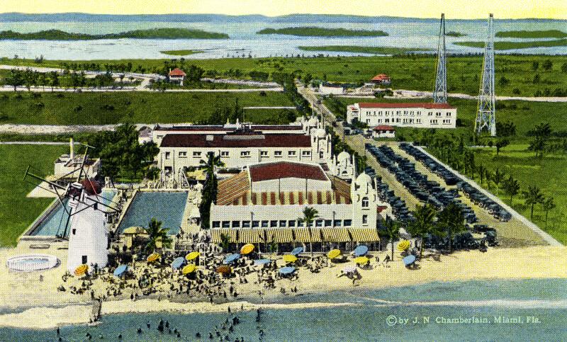 The Pavilion in Miami Beach, Florida