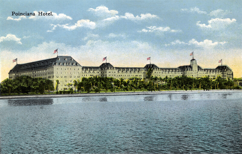 The Poinciana Hotel