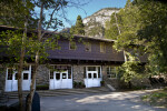 The Post Office at Yosemite National Park