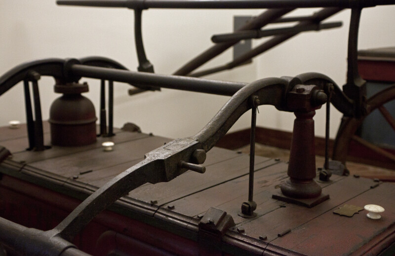The Pumping Mechanism on the Rumsey Fire Pumper