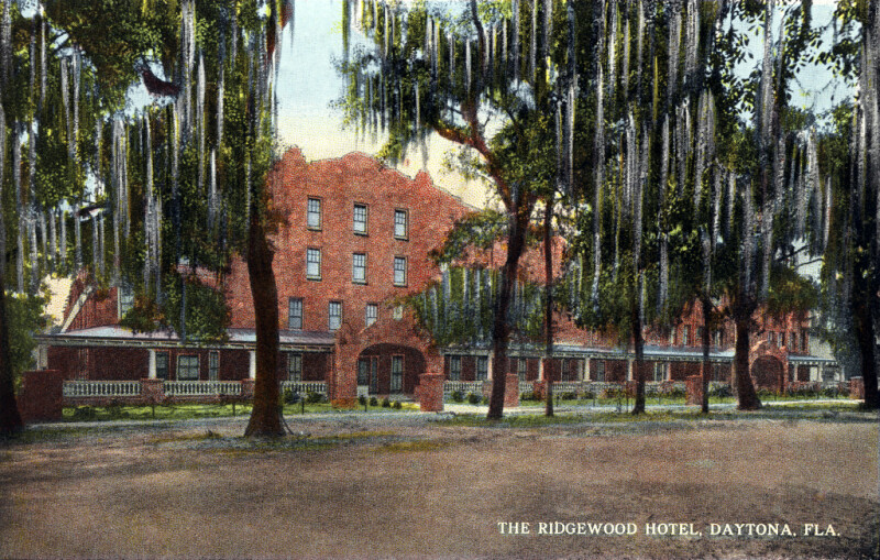The Ridgewood Hotel, Daytona, Florida