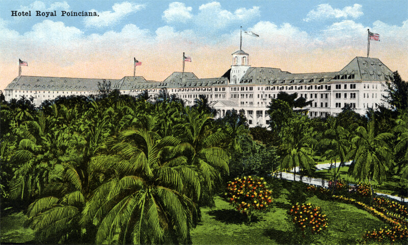 The Royal Poinciana Hotel