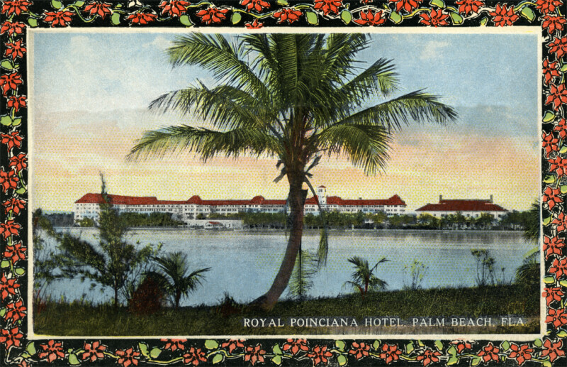 The Royal Poinciana Hotel (cover)