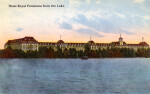 The Royal Poinciana Hotel, from the Lake