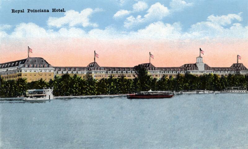The Royal Poinciana Hotel