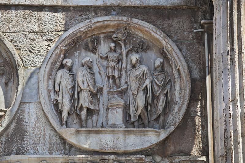 The Sacrifice to the Goddess Diana