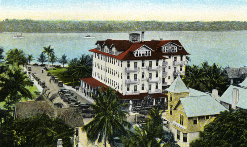 The Salt Air Hotel and Lake Worth