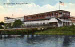 The Seminole Hotel, from the Lake