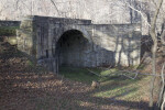 The Skew Arch Bridge is Still Standing