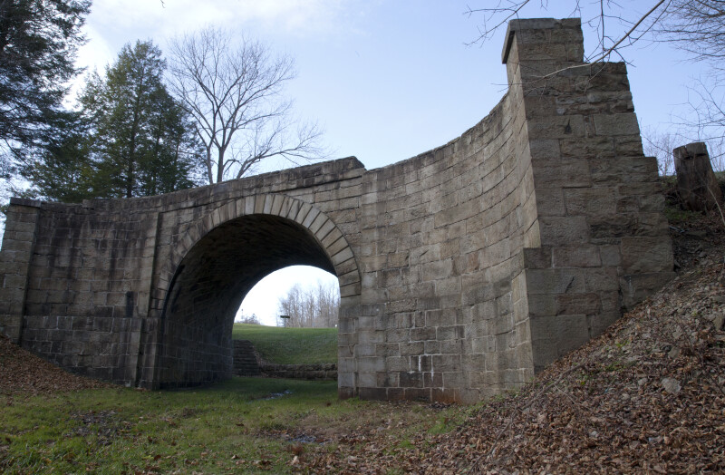 The Skew Arch Bridge