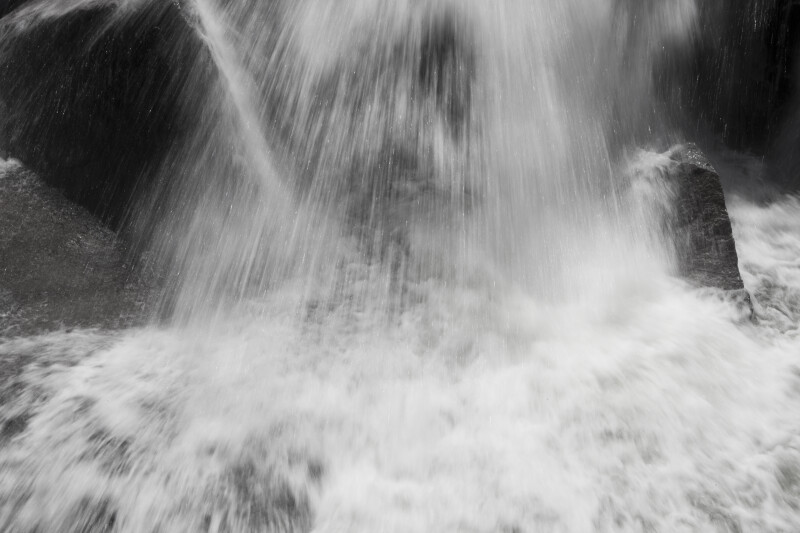 The Spray of a Waterfall