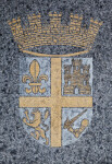 The St. Augustine Coat of Arms