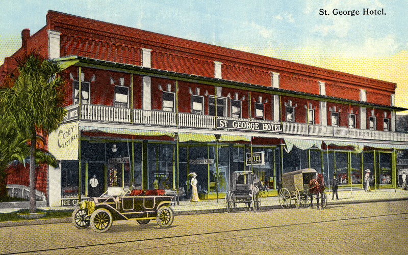 The St. George Hotel
