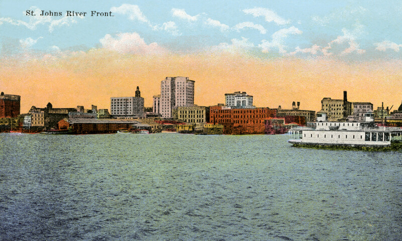 The St. Johns Riverfront