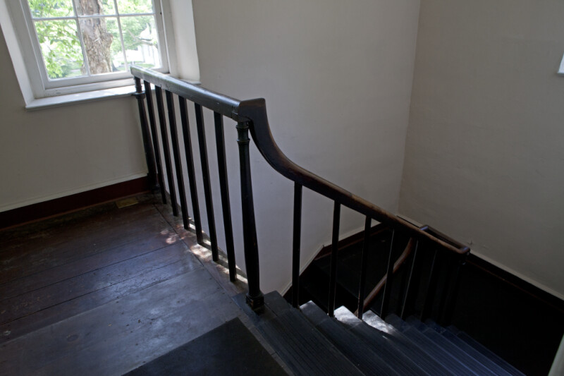 The Stairwell in the Feast Hall