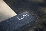 The Stone Representing the Year 1861