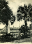 The Tampa Bay Hotel, from across the Hillsborough River