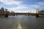 The Three Sisters Bridges