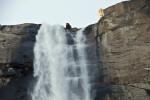 The Top of Tueeulala Falls