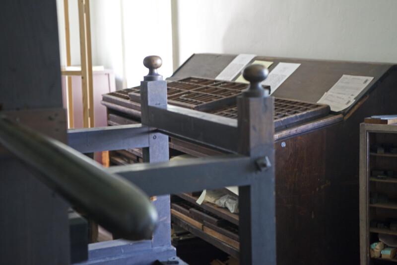 The Typesetter's Box