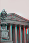 The United States Supreme Court Building, but a bit closer still