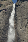 The Upper Portion of Yosemite Falls