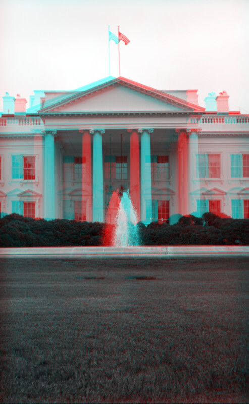 The White House, North Portico