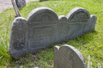 The Worthylake Headstone is Sinking