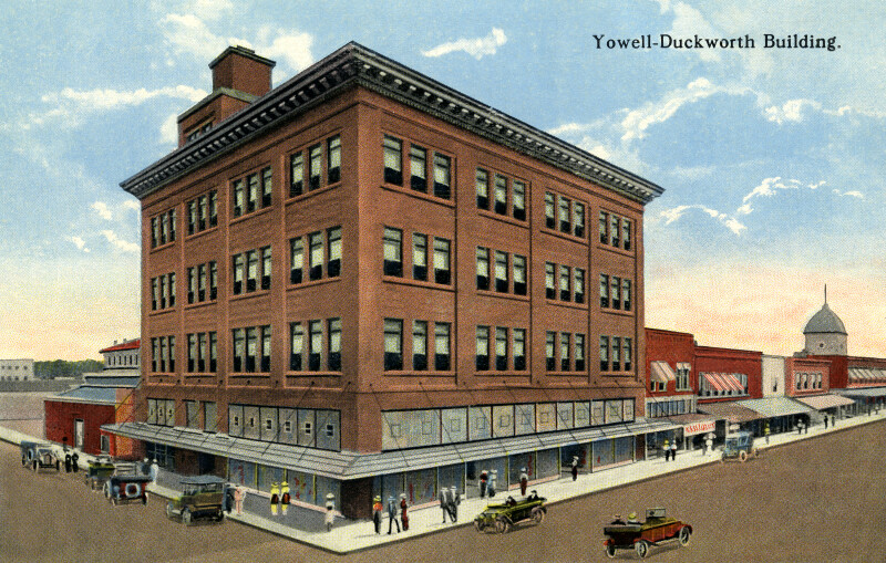 The Yowell-Duckworth Building