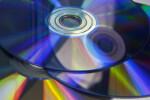Three Iridescent Discs