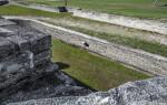 Three Levels of Land at Castillo de San Marcos
