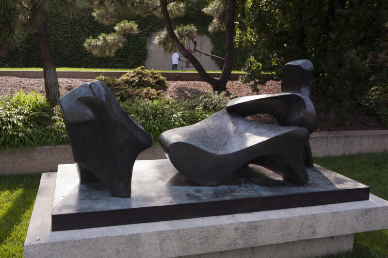 Three-Piece Reclining Figure No. 2: Bridge Prop
