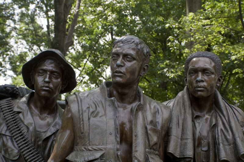 Three Soldiers Memorial