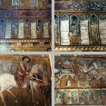 Tituli in paintings photographs