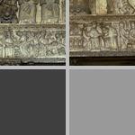 Tituli in stone sculpture photographs