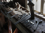 Tools on Workbench