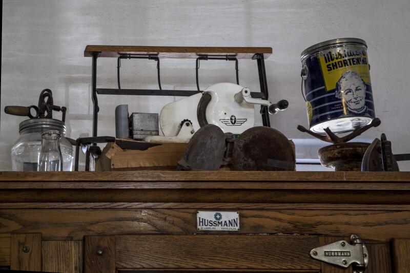 Top-Shelf Miscellany at the Castolon Store