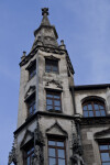 Tower and Windows of New Town Hall