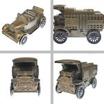 Toy Vehicles photographs