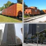 Trains photographs