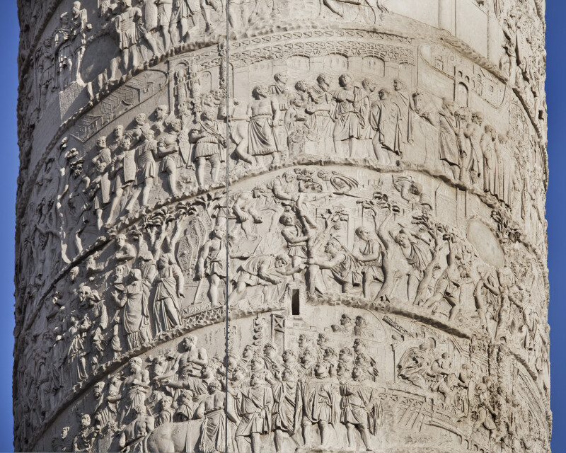 Trajan Makes More Sacrifices, and Gives the Dacians an Audience at a Colonial Outpost