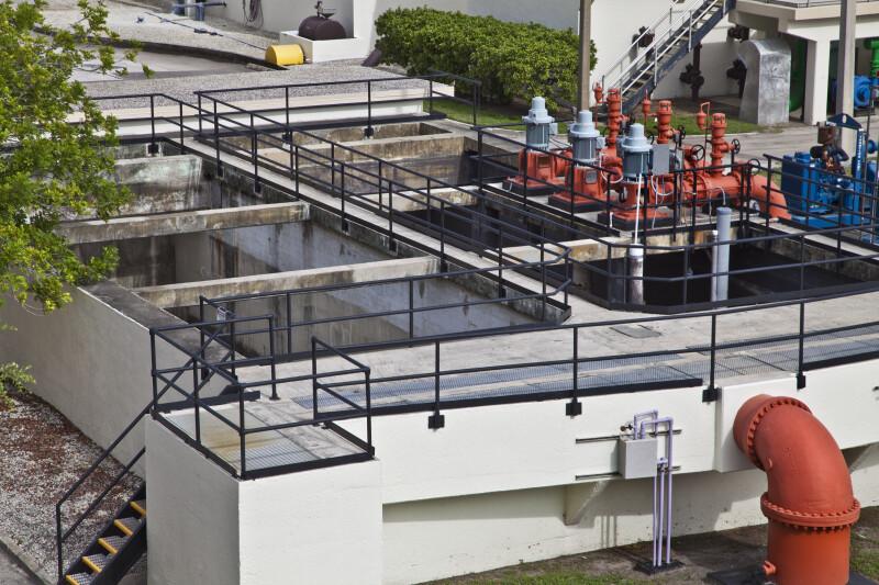 Transfer Pumping Station
