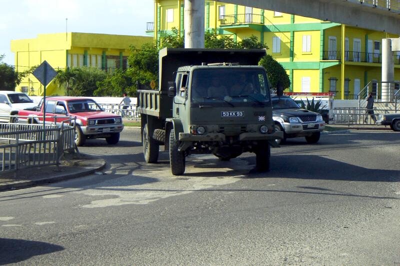 Transportation in Belize