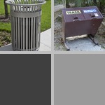 Trash Cans photographs