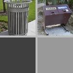 Trash Cans photographs